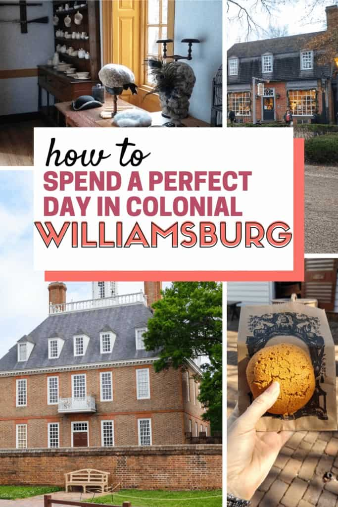 How to spend a perfect day in Colonial Williamsburg