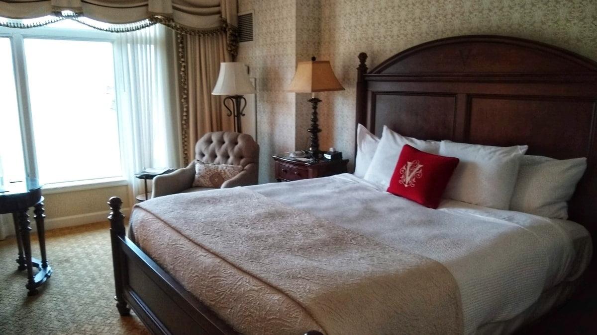 Room at the Inn on Biltmore Estate